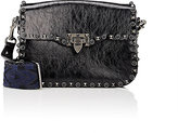 Valentino Women's Rockstud Rolling Shoulder Bag