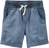 Osh Kosh Oshkosh Pull-On Shorts Toddler Boys