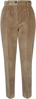 Dolce & Gabbana Ribbed Trousers
