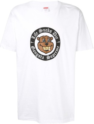 Supreme Life Sucks T-shirt