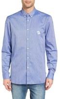 Barney Cools Men's B. Schooled Long Sleeve Sport Shirt