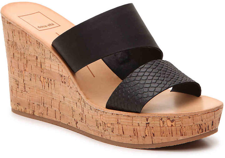 Dolce Vita Posh Wedge Sandal - Women's