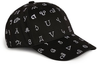 Études Letters Hat