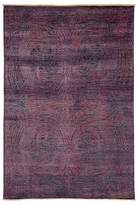 "Solo Rugs Adina Collection Oriental Rug, 5'10"" x 8'8"""