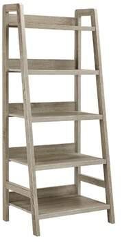 Gracie Oaks Hindman Wooden Ladder Bookcase Gracie Oaks