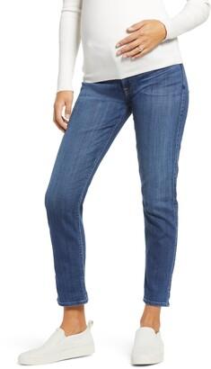Seven London Josefina Ankle Boyfriend Maternity Jeans
