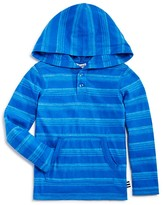 Splendid Boys' Striped Hooded Tee - Little Kid, Big Kid