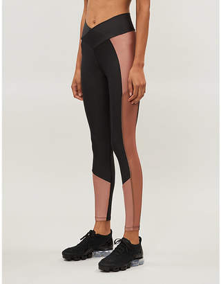 Beach Riot Natalia stretch-jersey leggings