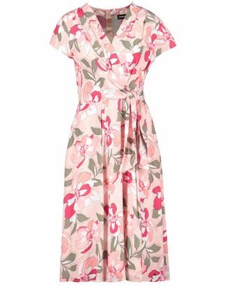 Taifun Women's 580011-11021 Casual Dress