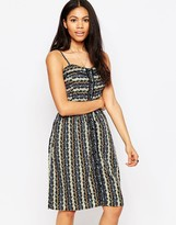 Brave Soul Multi Print Summer Dress