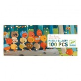 Djeco Puzzle Forest Friends