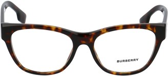Burberry Tortoiseshell Effect Glasses