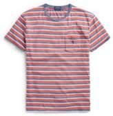 Ralph Lauren Classic Fit Cotton T-Shirt Evening Post Red Multi Xl