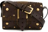 Valentino studded shoulder bag - women - Calf Leather/metal - One Size