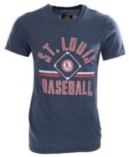 Majestic St. Louis Cardinals Men's Vintage Ticket Stubs T-shirt