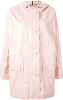 Moncler Navet raincoat - women - Cotton - 1