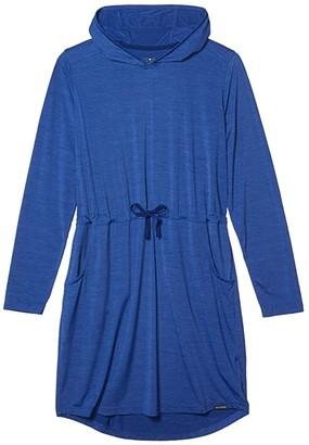 Exofficio BugsAway(r) Sol Cool Kaliani Dress (Admiral Blue Heather) Women's Dress