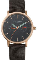 Ted Baker Brit - Grey/Rose Gold