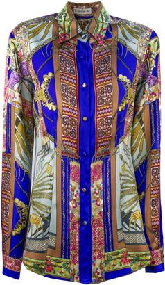 Etro Silk Twill Shirt