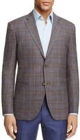 0909 Plaid Slim Fit Sport Coat