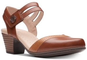 Clarks Collection Women's Valarie Rally Pumps Women's Shoes
