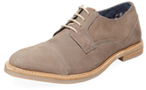 Ben Sherman Leon Mixed Media Derby Shoe