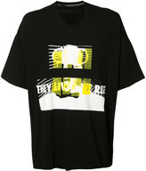 Niløs graphic T-shirt - men - Cotton - 3