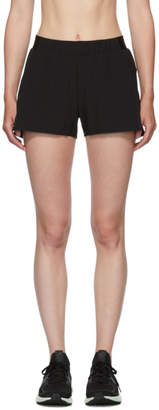 LNDR Black Sprint Shorts