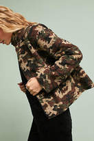 Velvet by Graham & Spencer Leta Camo Jacket