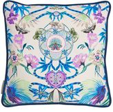 Matthew Williamson Blue Menagerie Cushion
