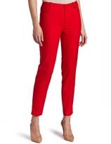 Women's Colored Slant Pocket Pant