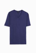 Joseph V-Neck Lyocell T-Shirt