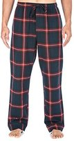 Noble Mount Mens Premium Flannel Lounge Pants - Plaid - XLarge