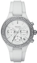 DKNY Ceramic Chronograph Dial Women's watch #NY8185