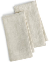 Hotel Collection Linen 2-Pc. Modern Natural Napkins
