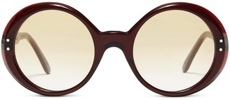 Oliver Goldsmith Sunglasses Oops Wintersun Cherry