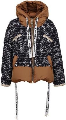 KHRISJOY Khris Tweed Jacket