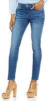 MICHAEL Michael Kors Lazer Dot Printed Skinny Jeans