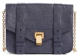 Proenza Schouler Women's Ps1 Lambskin Leather Chain Wallet - Blue