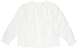 Bonpoint Polina cotton blouse