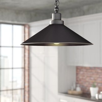 Trent Austin Designâ® Mccullen 1 - Light Single Cone Pendant Trent Austin DesignA