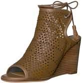 Lucky Brand Lucky Women's Lk-Riskee Wedge Sandal,9.5 M US