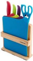 Farberware 9-pc. Multi-Color Kitchen Prep Station