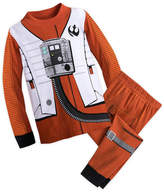 Disney Poe Dameron Costume PJ Set for Kids - Star Wars: The Last Jedi