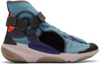Nike Blue Joyride ENV ISPA High-Top Sneakers