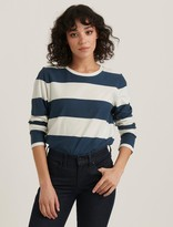 Lucky Brand Bold Stripe Tee