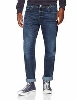 Jack And Jones Jeans BLUE NAVY JJIMIKE JJORIGINAL AM 814 comfort fit new