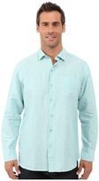 Tommy Bahama Islander Woven Shirt Men's Long Sleeve Button Up