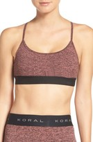 Koral Women's Sweeper Sports Bra