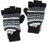 Muk Luks Fairisle Flip Glove (Men's)
